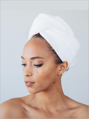 Microfiber Hair Towel by Kitsch - Image 3 of 3