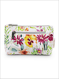Morning Bloom Cosmetic Bag