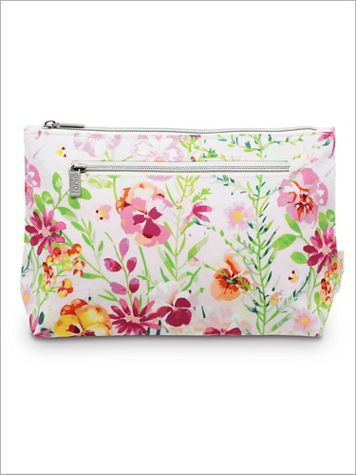Morning Bloom Cosmetic Bag - Image 2 of 2