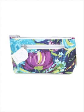Purple Bells Cosmetic Bag