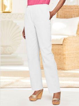 Mojave Straight Leg Pull-On Pants
