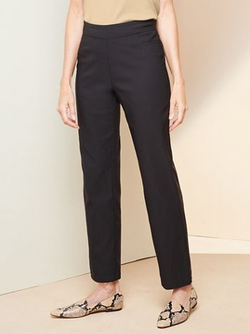 Slimtacular® Pull-On Ankle Pants - Image 1 of 6