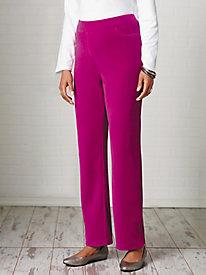 Premium Velour Pants by D&D Lifestyle™