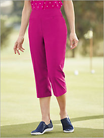 Golf Capris by D&D Lifestyle&#8482 Golf