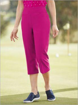 Golf Capris by D&D Lifestyle™ Golf