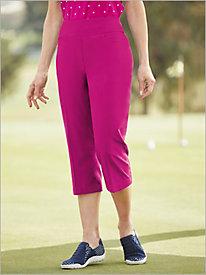 Golf Capris by D&D Lifestyle&#8482 Golf