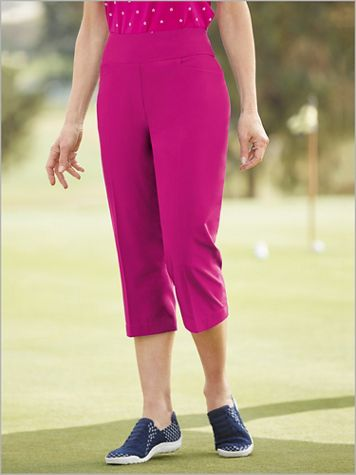 Golf Capris by D&D Lifestyle™ Golf - Image 2 of 2