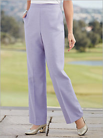 Roman Holiday Pull-On Pants by Alfred Dunner