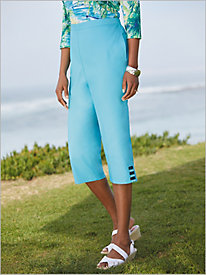 Turks And Caicos Capris by Alfred Dunner