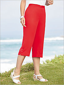 America's Cup Capris by Alfred Dunner