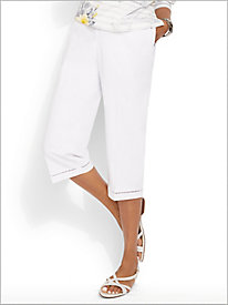 Charleston Capris by Alfred Dunner