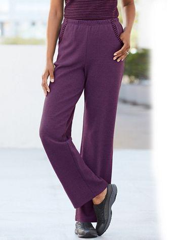 Modern Melange Pants by D&D Lifestyle™ - Image 1 of 6