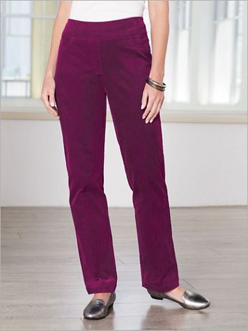 Stretch Cal Cord Pants - Image 1 of 4