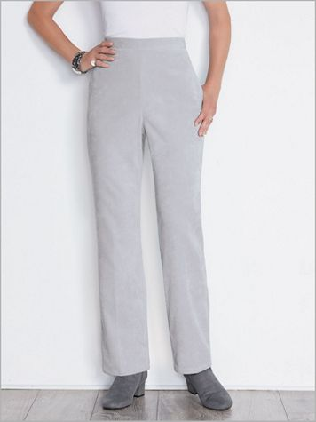 Corduroy Pants by Alfred Dunner - Image 1 of 3