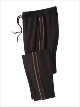 Sporty Stitch Pants by D&D Lifestyle™