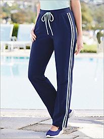 Side Stripe Pants by D&D Lifestyle™