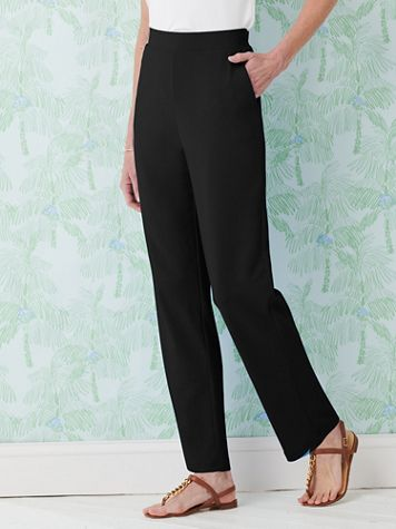 Everyday Comfort Knit Pants - Image 1 of 4
