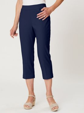 Slimtacular® Ultimate Fit Pull-On Capris