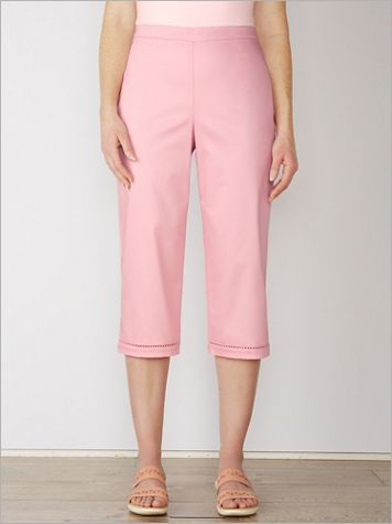 Society Page Capris by Alfred Dunner - Image 4 of 4