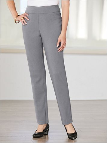 Slimtacular® Stretch Twill Pants - Image 1 of 5