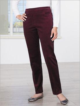 Slimtacular® Cord Pants