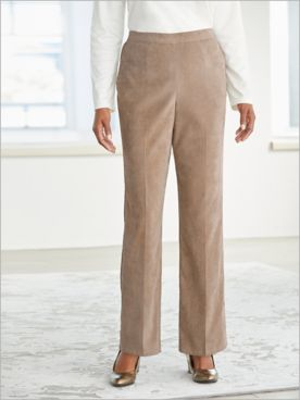 First Frost Cord Pants by Alfred Dunner
