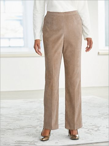 First Frost Cord Pants by Alfred Dunner - Image 2 of 2