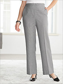 Riverside Drive Pull-On Pants by Alfred Dunner