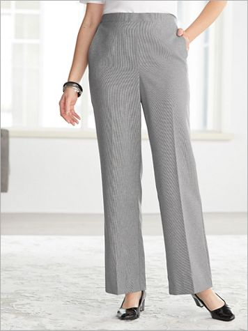 Riverside Drive Pull-On Pants by Alfred Dunner - Image 2 of 2