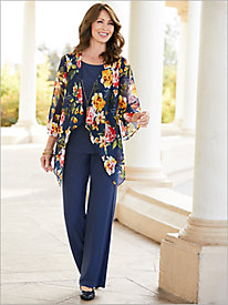 Garden Bloom Pant Set