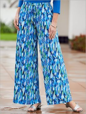 Ocean Breeze Knit Pants