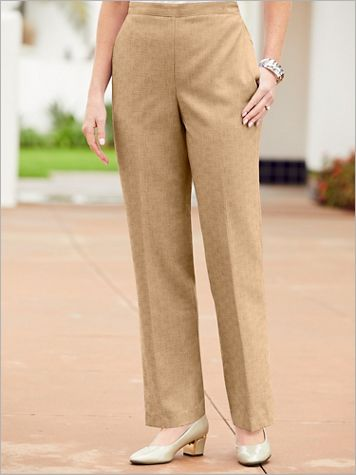 Nantucket Pull-On Pants by Alfred Dunner - Image 2 of 3