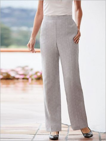 Primrose Garden Pull-On Pants by Alfred Dunner - Image 1 of 3