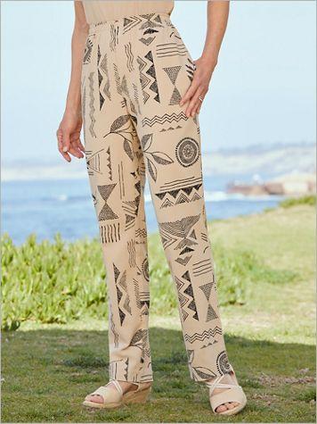 Stamp Print Mojave® Pants - Image 2 of 2