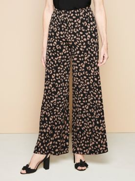 Animal Instinct Knit Pants