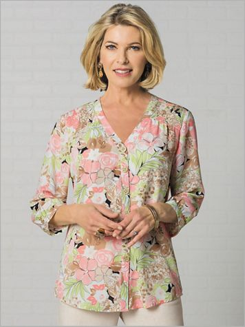 Blooming Blossoms Big Shirt - Image 0 of 1