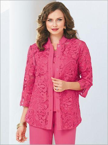 Lovely Lace Shirt - Image 2 of 2
