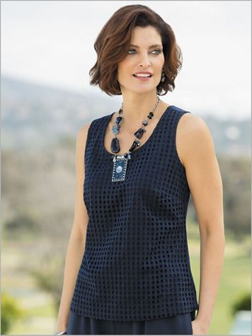 Eyelet Check Tank - Image 2 of 3