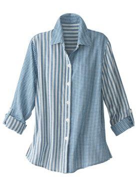Cabana Big Shirt