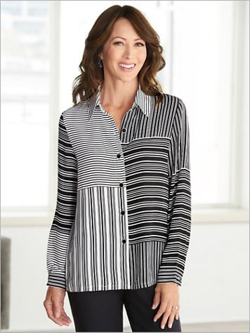 City Stripe Shirt - Image 3 of 3
