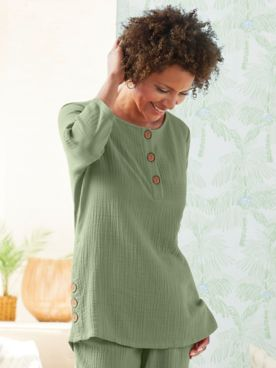 Easy Breezy Tunic