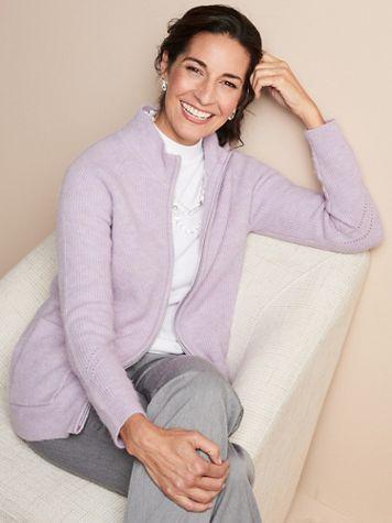 Aspen Sweater Long Sleeve Cardigan - Image 1 of 3