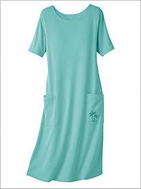Easy Care 2-Pocket Dress
