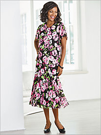 Desire Floral Skirt Set