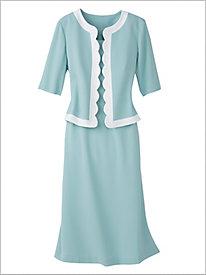 Classic Kate Jacket Dress