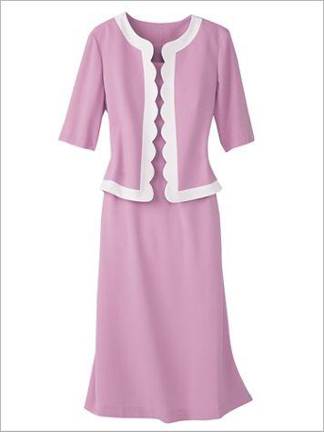 Classic Kate Jacket Dress - Image 2 of 3