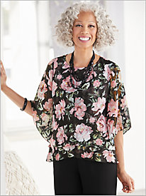 First Bloom Tiered Top by Alex Evenings