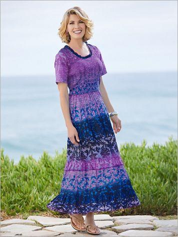 Nirvana Smocked Dress - Image 3 of 3