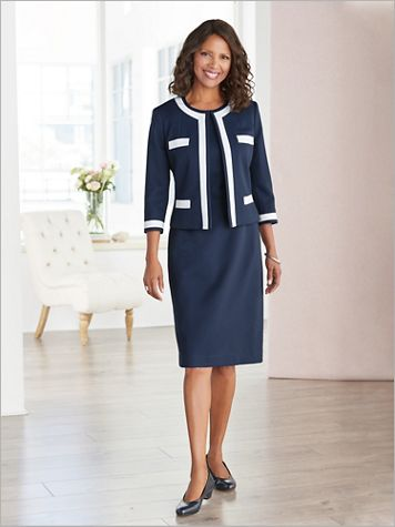 Spectator Jacket Dress - Image 3 of 3