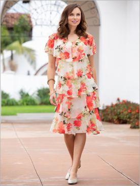 Petal Pop Dress